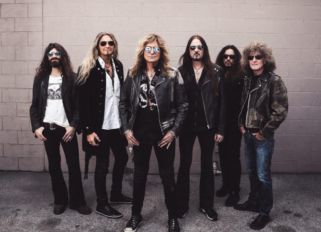 Whitesnake • Warsteiner Music Hall