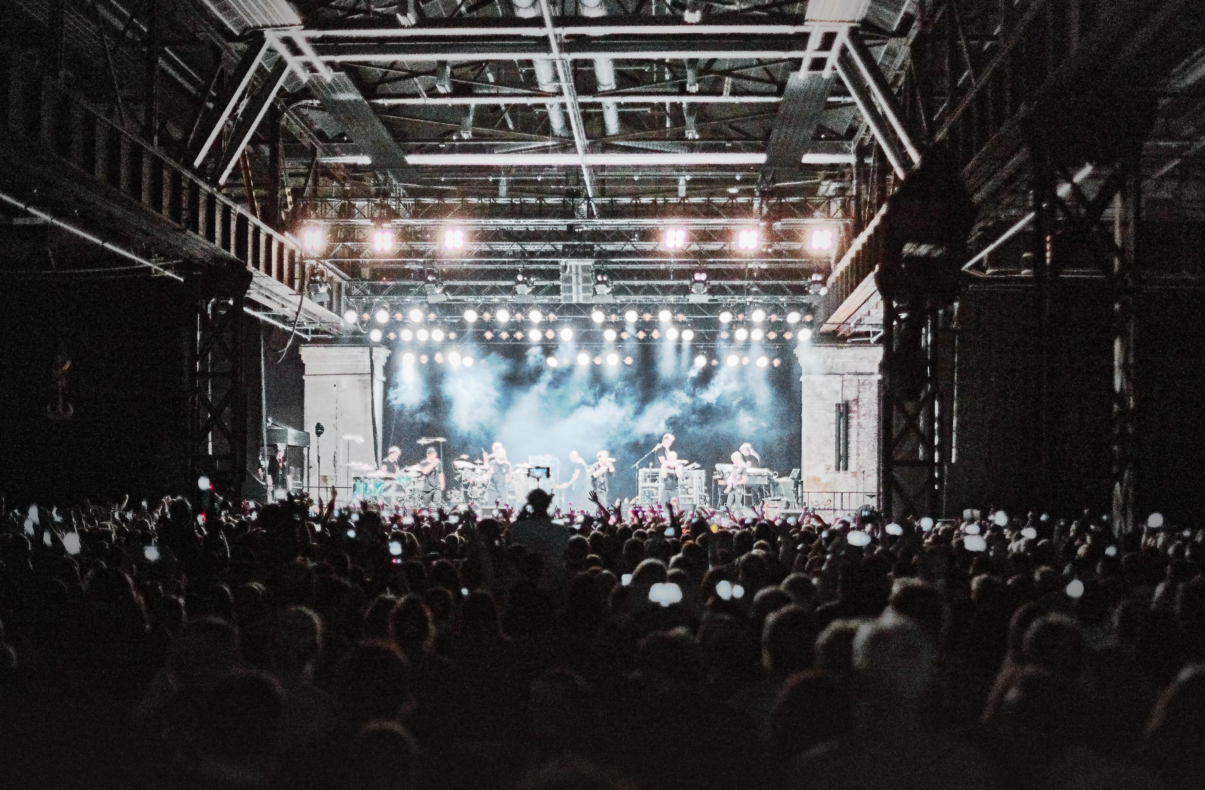 Warsteiner Music Hall Veranstaltungsort Für Live Musik In Dortmund